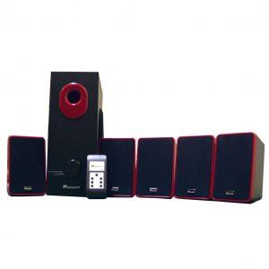 PremiumSun™ 5800 Watt 5.1ch Speaker P.M.P.O.