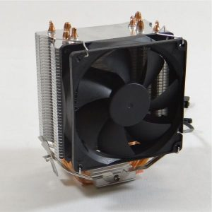 Four Heat Pipe CPU Cooler
