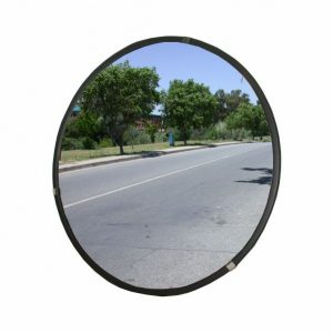 PremiumSun™ 60cm Round Convex Mirror (Indoor Use)